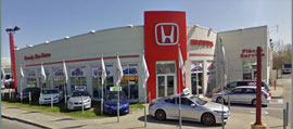 Pre-owned Honda for sale Laval - Honda Ste-Rose